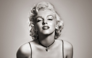 Previous: Marilyn Monroe Grayscale