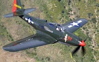 Bell P-63A Kingcobra wallpapers and stock photos