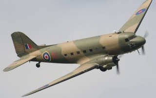 Douglas C-47 Dakota wallpapers and stock photos
