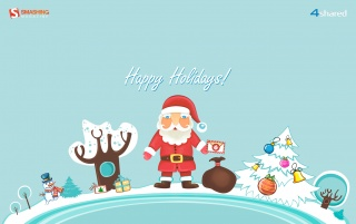 Happy Holidays wallpapers and stock photos