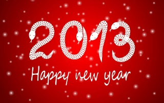 Happy New Year 2013 wallpapers and stock photos