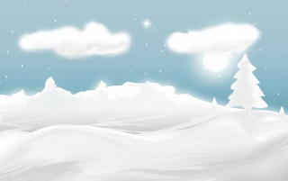 Winter Illustration wallpapers and stock photos