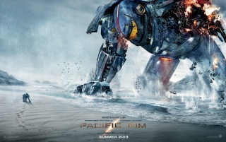 Pacific Rim Poster wallpapers and stock photos