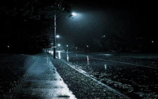 Rainy Night wallpapers and stock photos