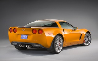 Chevrolet Corvette 2 wallpapers and stock photos