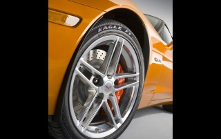 Corvette wheel wallpapers and stock photos