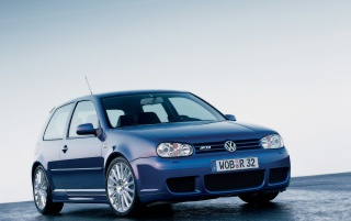 Golf R32 wallpapers and stock photos