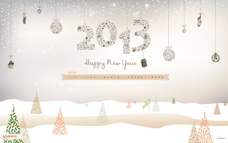 New Year wallpapers and stock photos