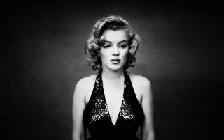Marilyn Monroe Monochrome wallpapers and stock photos