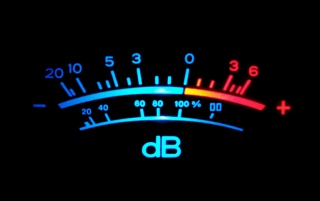 Decibel Meter wallpapers and stock photos