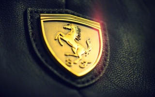 Ferrari Emblem wallpapers and stock photos