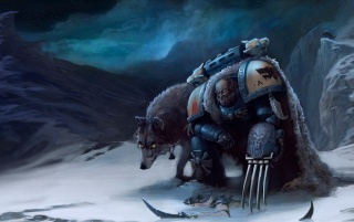 Warhammer 40,000 Space Marine wallpapers and stock photos