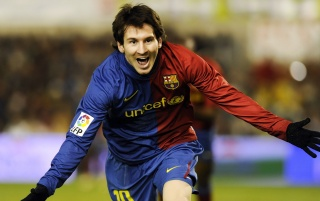 Lionel Messi Goal wallpapers and stock photos