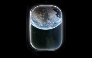 View From Outer Space wallpapers and stock photos
