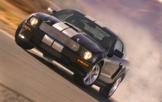 Ford Shelby GT 2007 wallpapers and stock photos