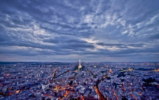 Paris Cityscape wallpapers and stock photos