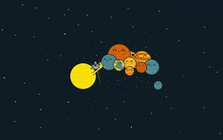 Sun & Planets wallpapers and stock photos