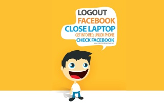 Log out Facebook wallpapers and stock photos