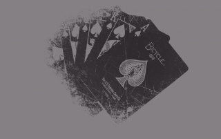 Random: Grunge Playing Cards