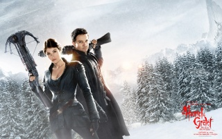 Hansel & Gretel: Witch Hunters wallpapers and stock photos