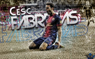 Cesc Fabregas wallpapers and stock photos