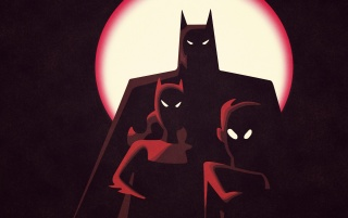 Random: Batman Trio