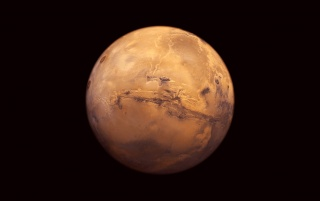 Mars Telescope View wallpapers and stock photos