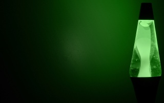 Green Lava Lamp wallpapers and stock photos