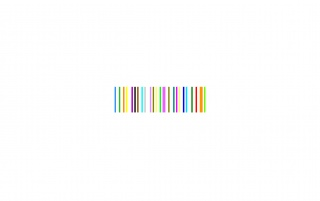 Random: Colored Bar Codes
