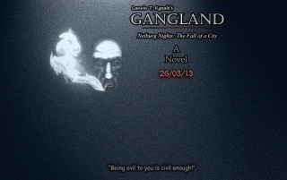 Gangland 2 wallpapers and stock photos