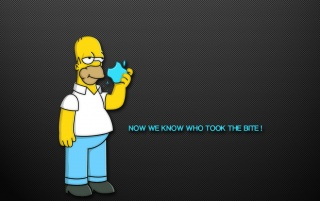 Homer Apple wallpapers and stock photos