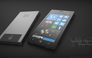 Random: Surface Phone Concept