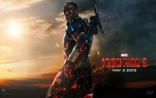 War Machine Iron Man 3 wallpapers and stock photos