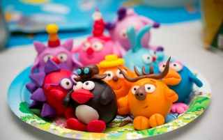 Fimo Figurines wallpapers and stock photos