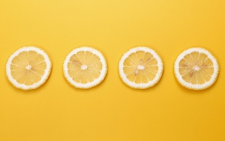 Lemon Slices wallpapers and stock photos
