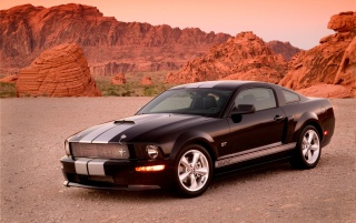 Ford Shelby GT wallpapers and stock photos
