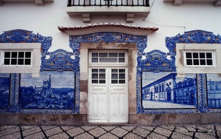 Portugal Trainstation wallpapers and stock photos
