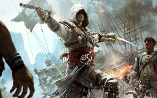 Assassins Creed 4: Black Flag wallpapers and stock photos
