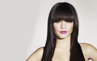 Vanessa Hudgens with Bangs wallpapers and stock photos