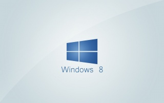 Windows 8 Blue Logo wallpapers and stock photos