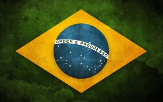 Grunge Brazilian Flag wallpapers and stock photos