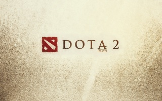 DOTA 2 Logo wallpapers and stock photos
