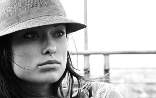 Olivia Wilde with Hat wallpapers and stock photos