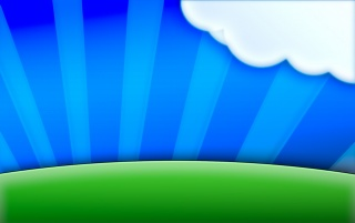 Sky and Grass Illustration wallpapers and stock photos