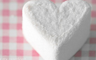 Heart Shaped Marshmallow wallpapers and stock photos