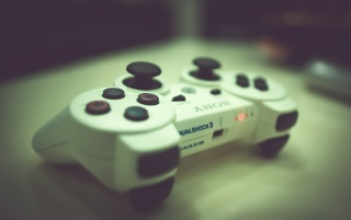 PlayStation Controller wallpapers and stock photos