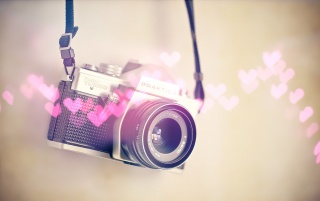 Love Camera wallpapers and stock photos