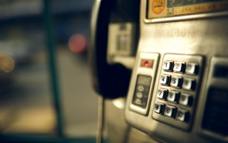 Pay-phone Close-up wallpapers and stock photos