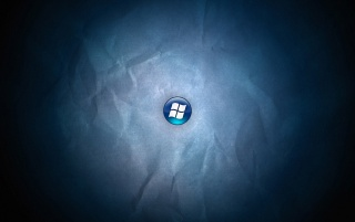 Blue Windows Logo wallpapers and stock photos