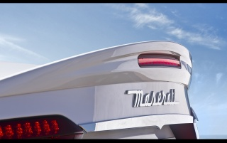Maserati GranCabrio Spoiler wallpapers and stock photos